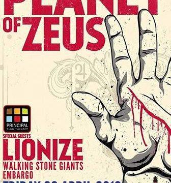 20160422 w/ Planet of Zeus
